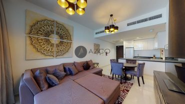 Fully Furnished| Pool View | Spacious | Huge Terrace