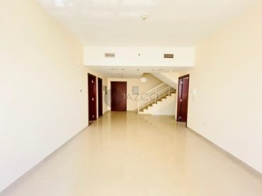 Massive Duplex With Maids Room | Huge Balcony | Closed Kitchen