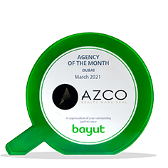 Agency of the Month - March 2021