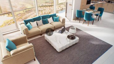 3 Bedrooms Apartment for Sale in SEVEN CITY, JLT